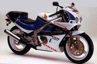 максимальная скорость honda cbr 250
