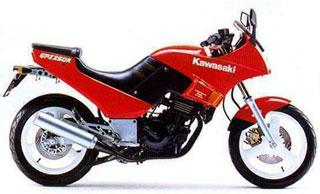 Kawasaki GPZ 250R