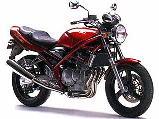Мотоцикл Suzuki GSF 250 Bandit 1995-2000 годов