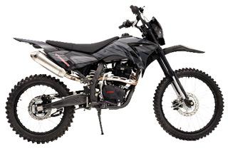 Мотоцикл irbis ttr 250 это внедорожный
