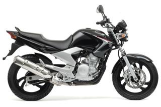 Мотоцикл Yamaha YBR 250